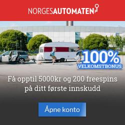 Norgesautomaten iPad Casino